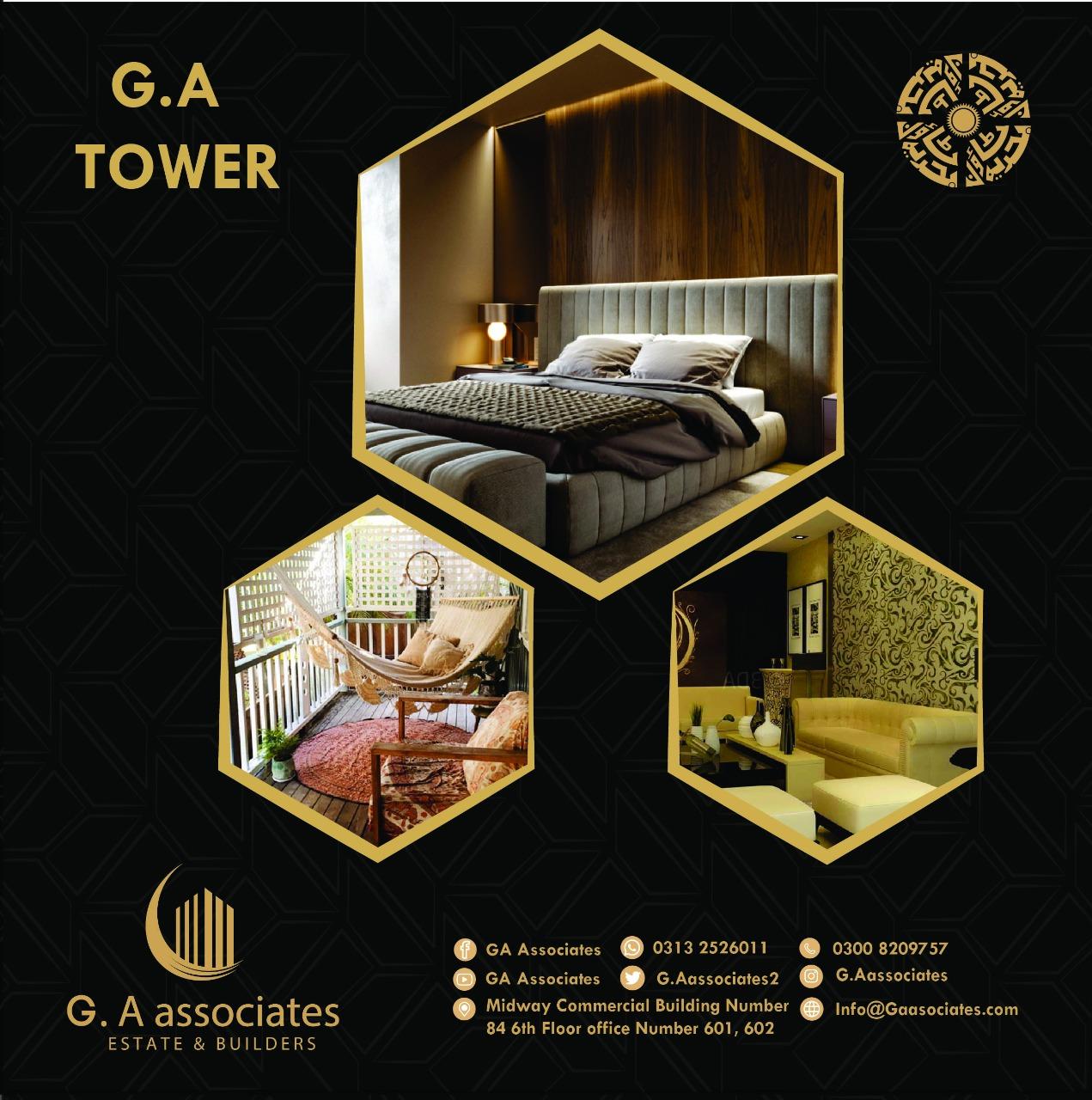 GA Associates Estate & Builders - Bahria Town Karachi