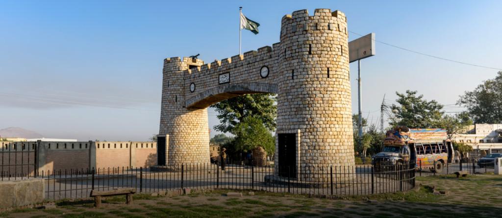 Bharia town Peshawar - Arazistan